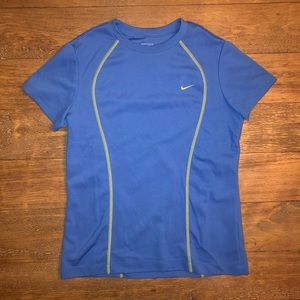 Nike Women's Vintage Running Active Top Small